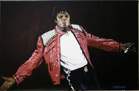 Michael Jackson by oseknazi